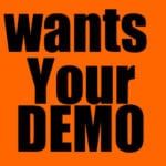 The music label wants your DEMO track for release world-wide.