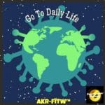 "AKR-FITW ""Go to daily life"" リリースされています"